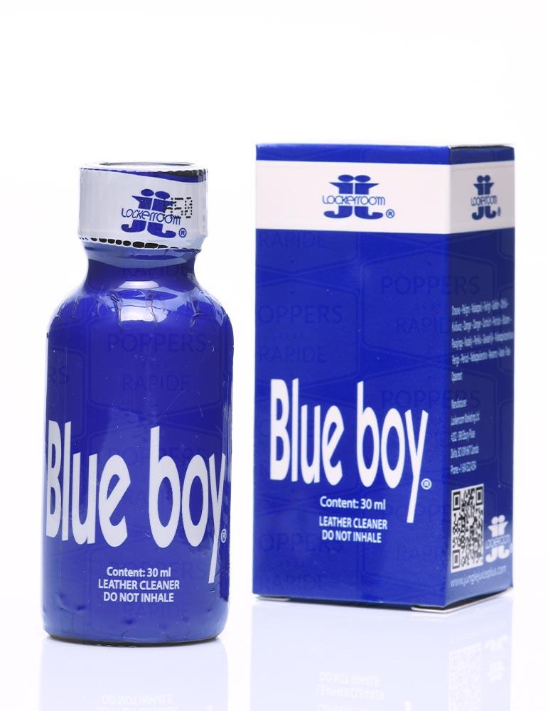 blue boy poppers