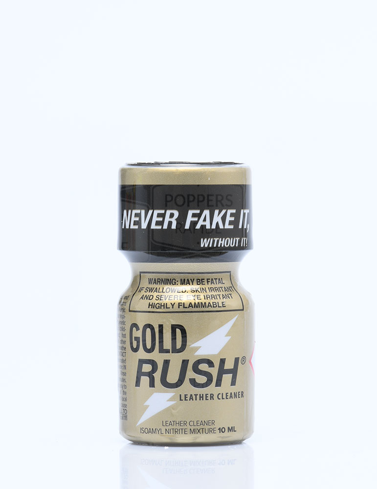 gold rush poppers